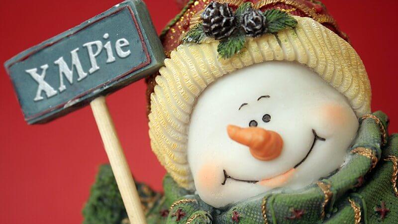 Snowman_XMPie