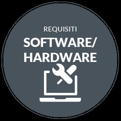 Requisiti software/hardware minimi