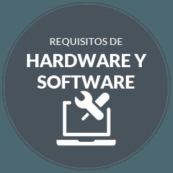 Requisitos de hardware y software