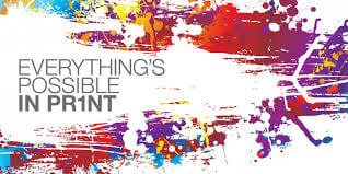 Everything's Possible in Print (EPIP)