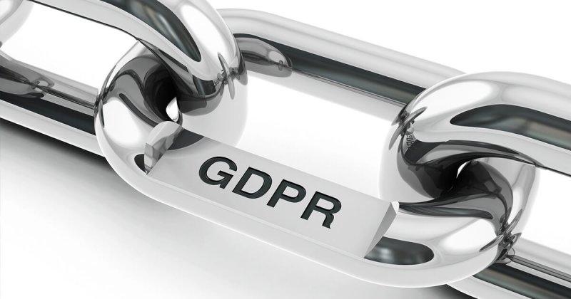 GDPR chain
