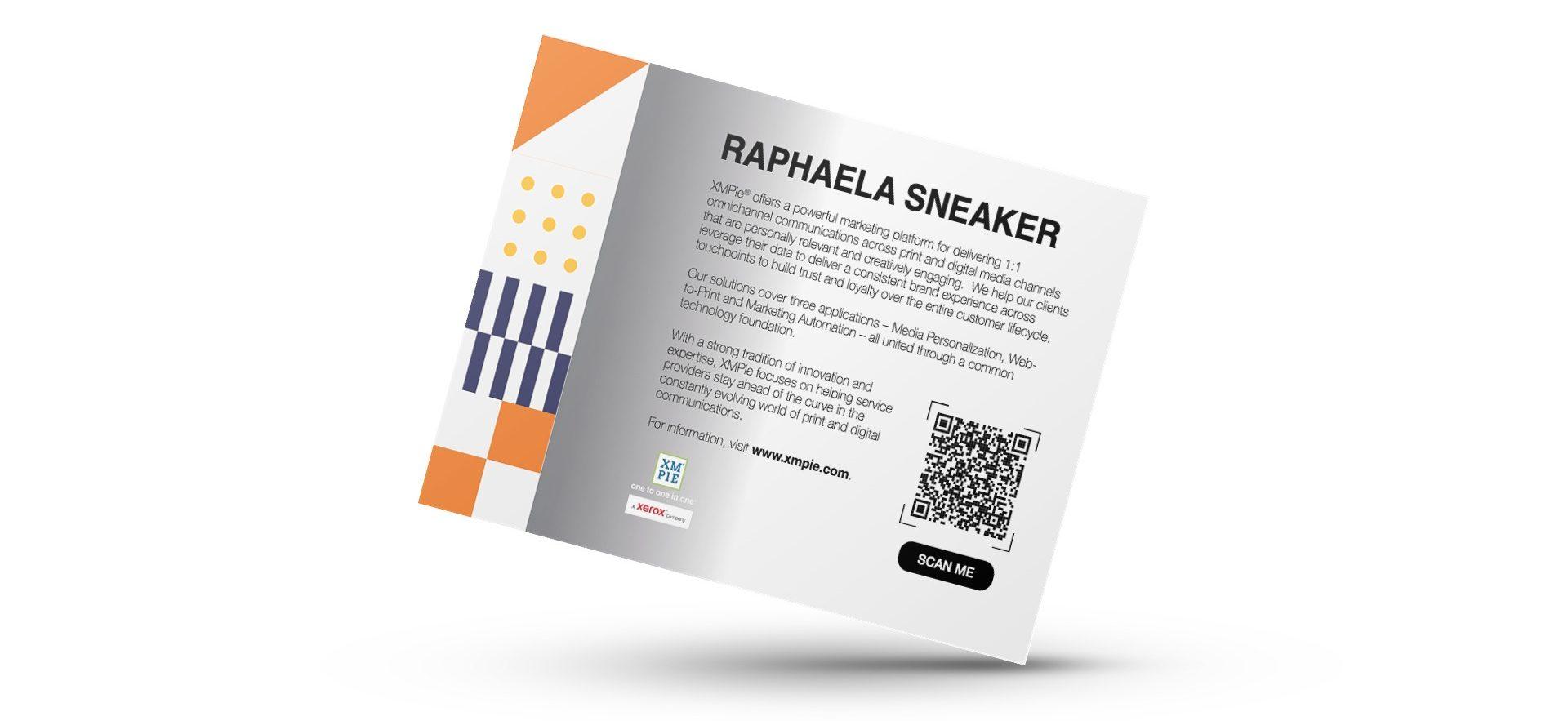 Raphaela QR Code